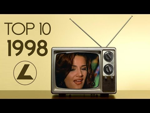 توب ١٠ أغاني أصدرت في ١٩٩٨ / Top 10 Songs Released in 1998