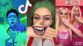 Look at me I put face on WOW ( lil darkie - haha ) tiktok compilation