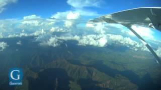 Volando de Durango a Tamazula