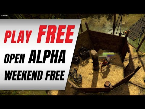 Fractured MMO Play For Free! Open Alpha 2 Weekend! • Fractured MMO News