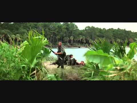 Forrest gump la muerte de Buba :(