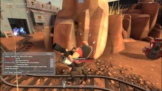 Obnoxious TF2 Aimbotting, Speed hacking, Name copying, Crit-Botting Idiot from space.
