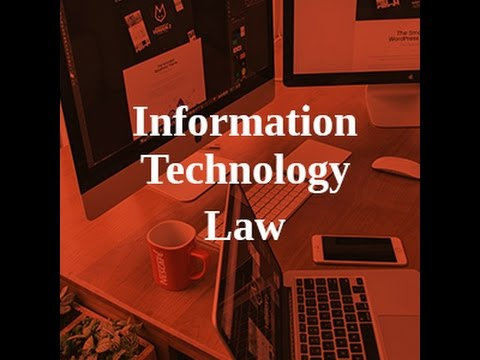 Info session for MA Information Technology Law programme