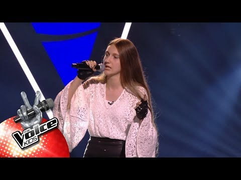 Thara - 'Stand My Ground | Blind Auditions | The Voice Kids | VTM