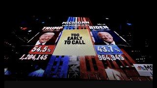 11/4【现场直播】选举终结悬念未尽:专家解析美国大选选情 - YouTube