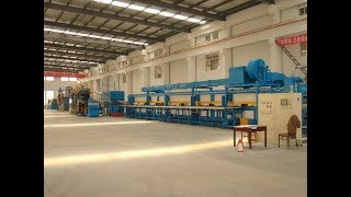 Shanghai Zhongji PU Sandwich Panel Production Line