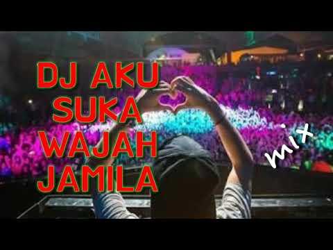 DJ Aku Suka Wajah Jamilah - Mix Top Tik Tok