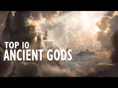 Top 10 Ancient Gods (ft. Matt Shea)   Fast 10