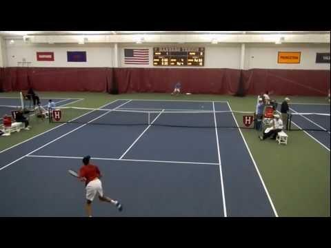 Dragos Ignat Columbia vs Harvard 2013