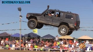 JEEP CHEROKEE AIRS IT OUT!