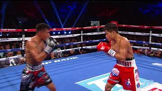 Jerwin Ancajas vs Israel Gonzalez | Highlights