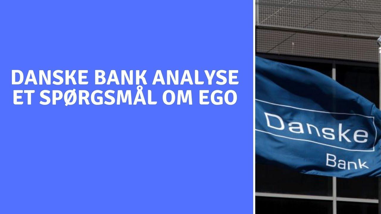 Danske Bank - analyse og hvidvask