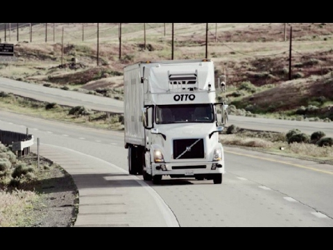 Uber Puts Driverless Trucks on the Road without Permissions...AGAIN!