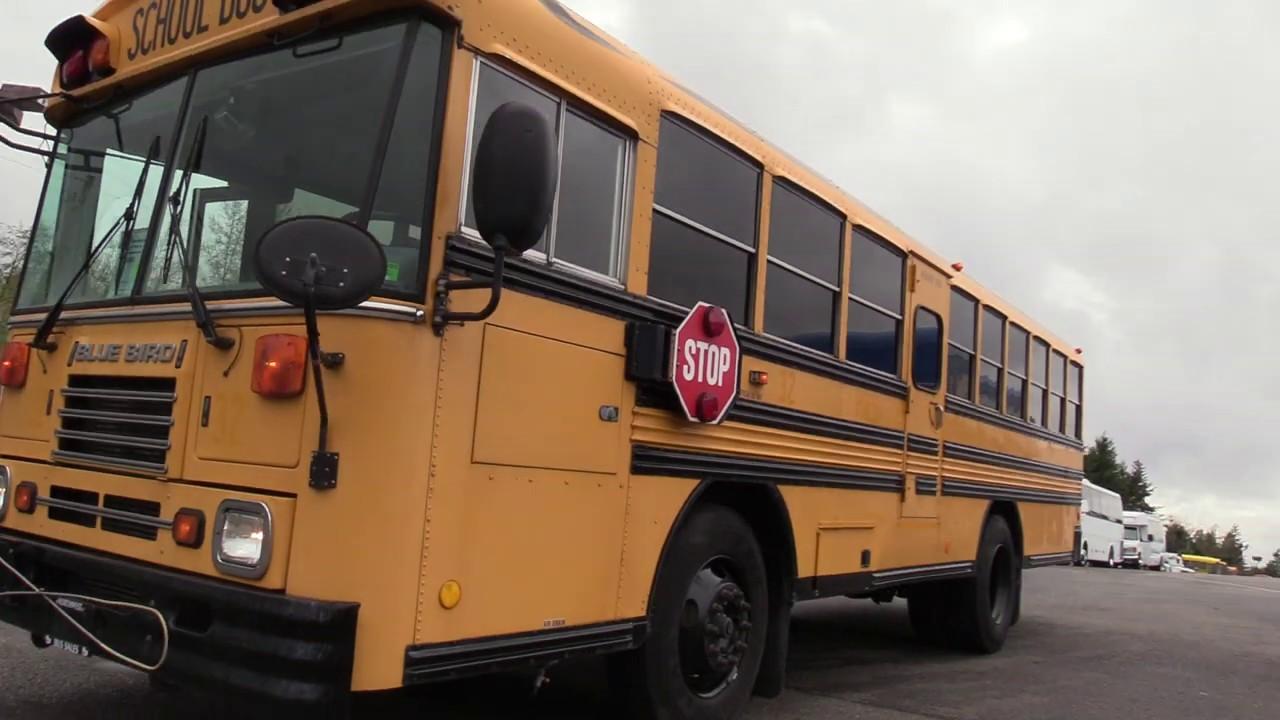 2003 Bluebird TC2000 48 Passenger School Bus - B08985