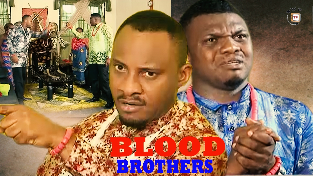 Download Blood Brothers Season 1 - 2017 Latest Nigerian Nollywood Movie