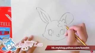 Jewelpet,ジュエルペット,Drawing Ruby!寶石寵物,畫露比,Part 1