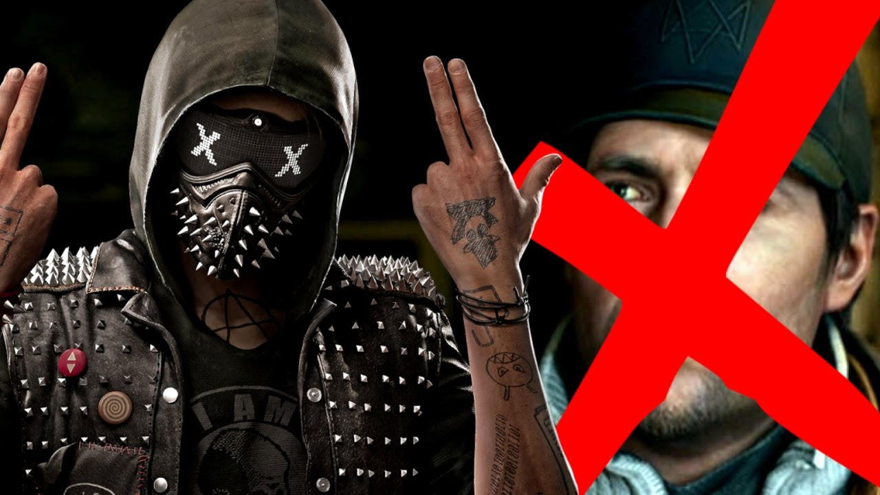 Wrench Face Watch Dogs
