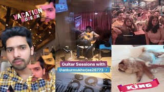 Armaan Malik Live With Handsome Party With Friends Vacation Time Jamming Session SLV 2019