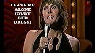 HELEN REDDY - LEAVE ME ALONE (RUBY RED DRESS) - THE QUEEN OF 70s POP - JOHNNY CARSON