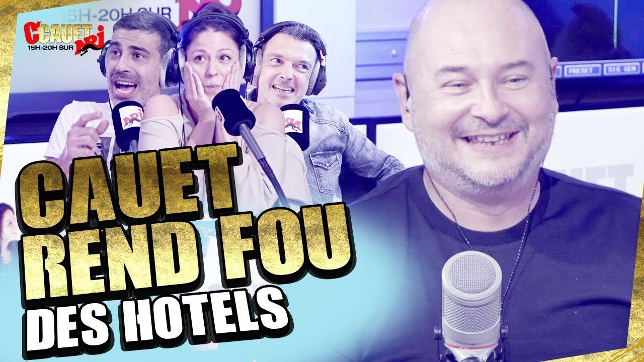 Download Cauet rend fou des hôtels - C'Cauet sur NRJ