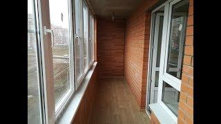 видео Гипсокартон в отделке лоджии или балкона