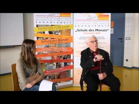 kidZ 2B Projekt iNMS Jennersdorf Interview 2 (Herr Brückler)
