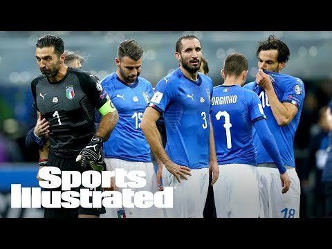 2018 World Cup Better Off Without USMNT, Italy & More Soccer Teams? | SI NOW | Sports Illustrated