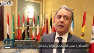 فيديو| ربيع: المستثمرون الأجانب يسيطرون على النقل البحري في المنطقة العربي