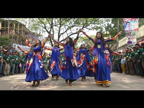 Flash Mob | AIS 8th Batch | Jagannath University, Dhaka.