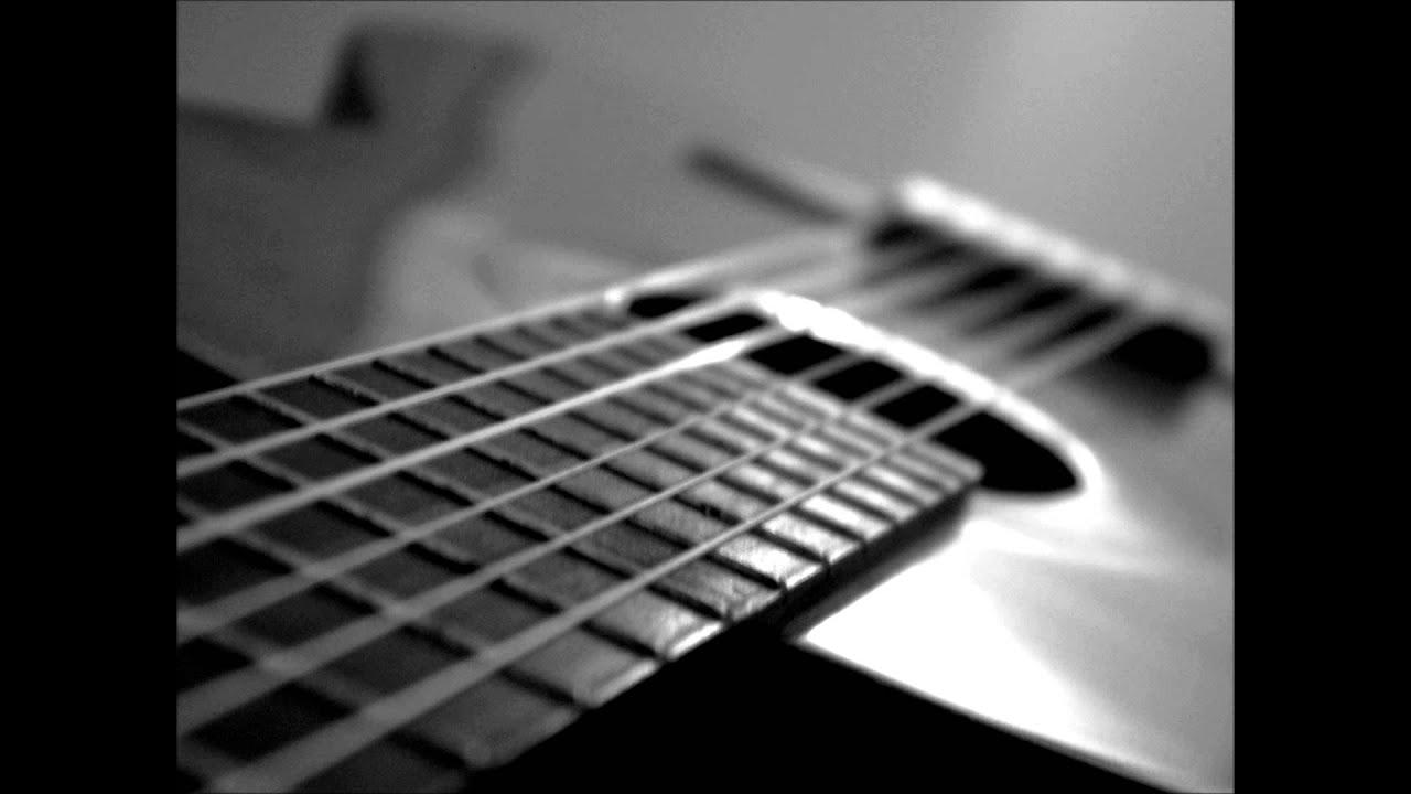 گیتار غمناک