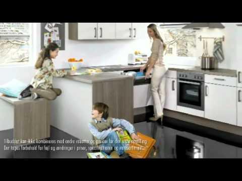 Vordingborg Køkkenet - Alt inklusiv - YouTube