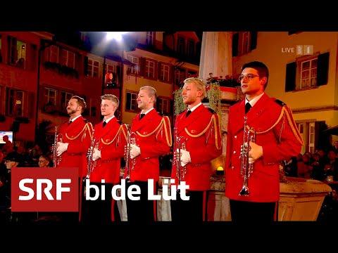 Swiss Army Central Band | Tower Music | SRF Bi De Lüt Sommerfest | SRF Musik