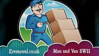 The best and cheapest man and van hire in battersea SW11
