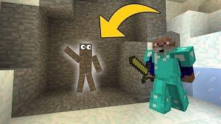 Minecraft Daycare -  I AM STONE TROLL! (I AM STONE CHALLENGE!)