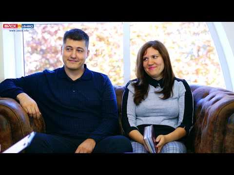 """Ейск Инфо """"О главном"""" 17.10.2018 Рамиля и Александр Байчурины, «BIgMA Centre»"""