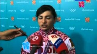 Олимпиада-2012 (31.07)  Тяж.  атлетика 63кг Жен