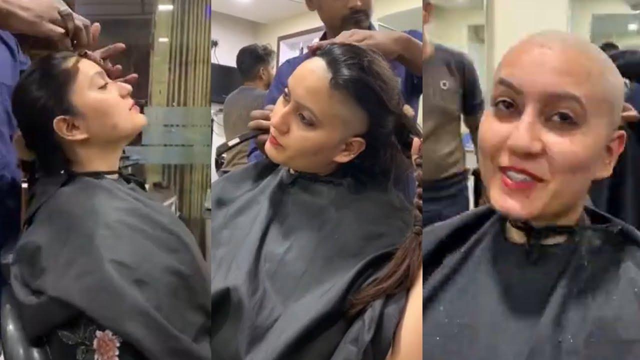 Hair Donate | Indian Girl