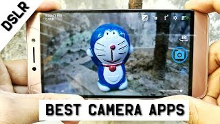 5 Best Camera Apps For Android 2018!