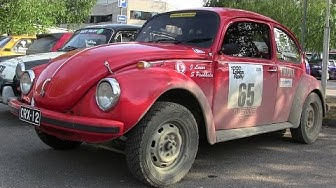 KUPLAPAJA Classic VW Rally Series
