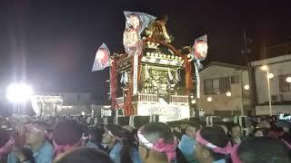 久下田祇園祭2019-2日目