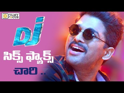 Allu Arjun Building Six Pack again for DJ...