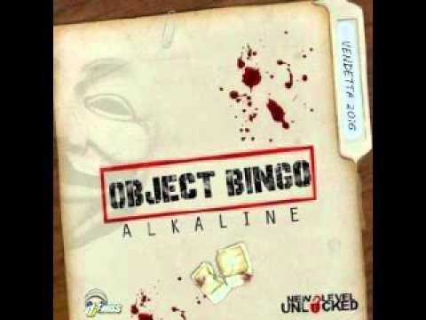 Alkaline - Object bingo (EDIT/CLEAN) AUG 2015