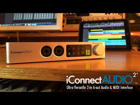 iConnectAUDIO2+ Introduction