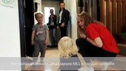 Tilaa MLL:n lasten hoitaja!
