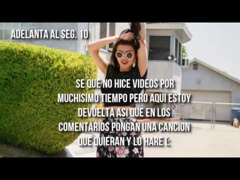 Charli XCXStay Away EspañolIngles