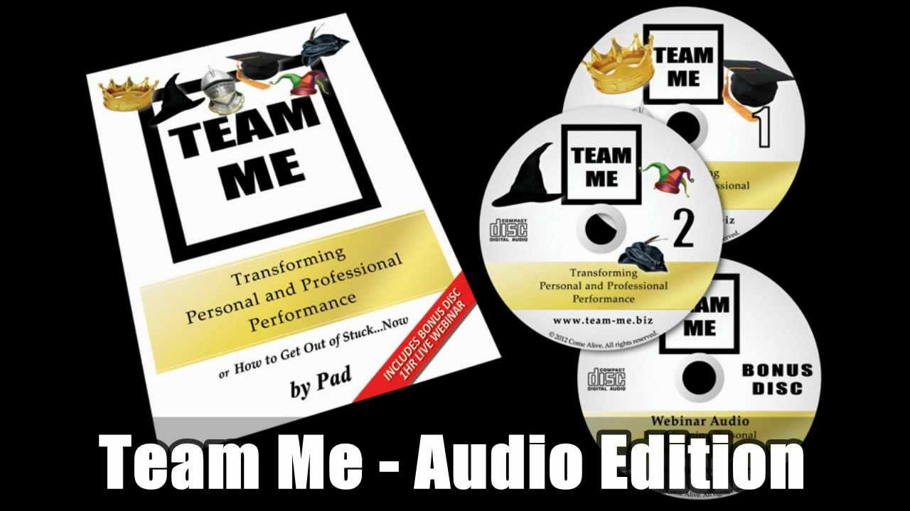 Team Me - Using Archetypes to Get Out of Stuck, Pad, Good Condition Book, ISBN 1