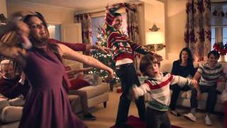 Nintendo Wii Family Christmas Ad