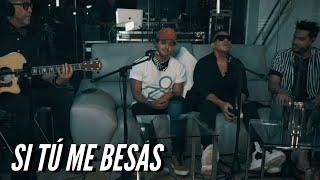 SI TÚ ME BESAS (LIVE) - Oscarcito, Víctor Muñoz, Servando, Ronald Borjas y Yasmil Marrufo