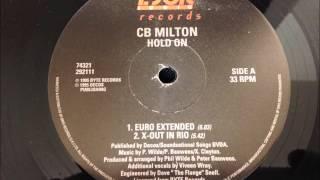 CB Milton - Hold On