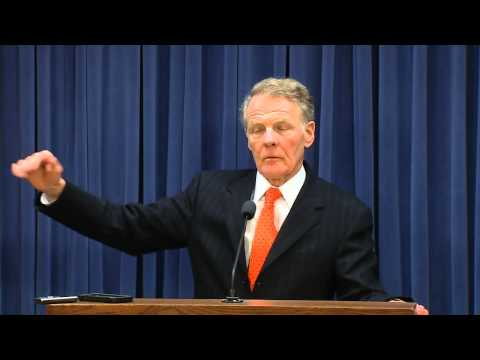"""House Speaker Michael Madigan on """"right-to-work"""" laws"""